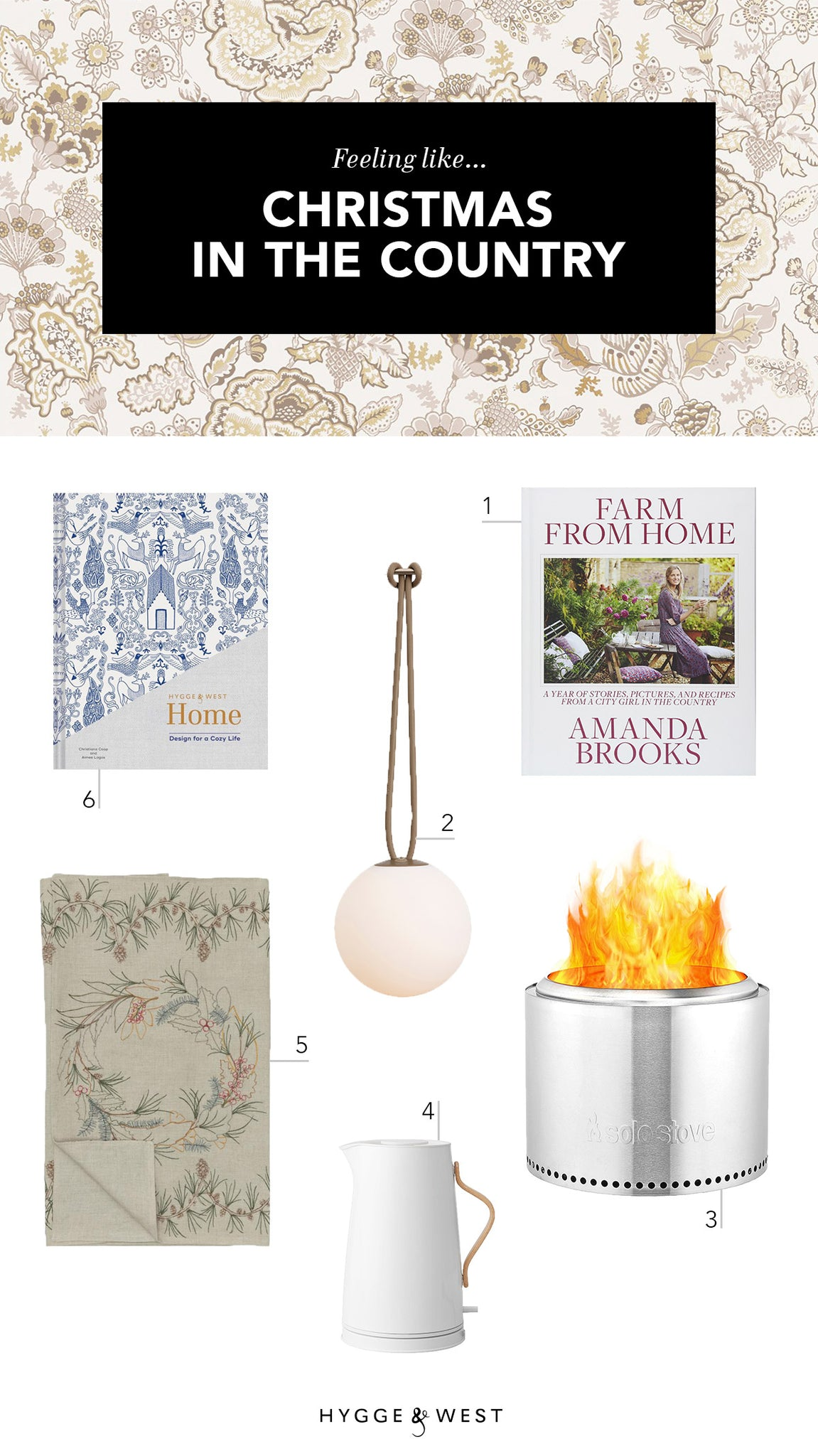 Feeling Like H&W Team Holiday Gift Guides | Christiana Coop