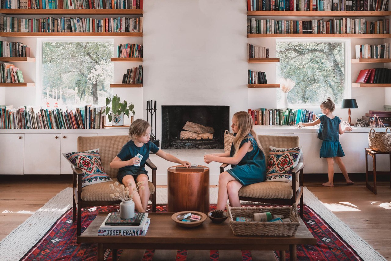Hygge & West | Sarah Fremont's Scandinavian-Inspired Pattern-Filled Home