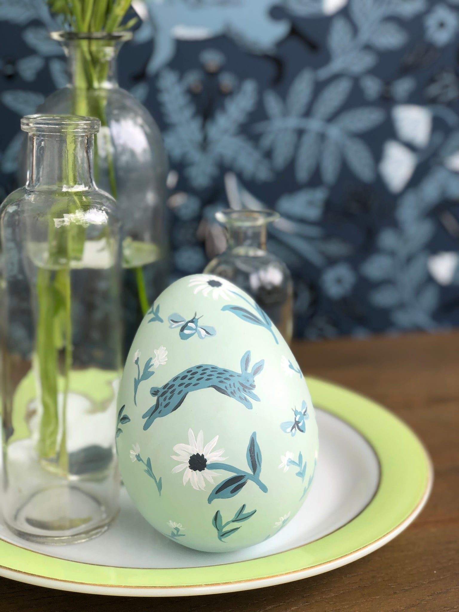 Piedmont Painted Easter Egg DIY | Helmsie | Hygge & West
