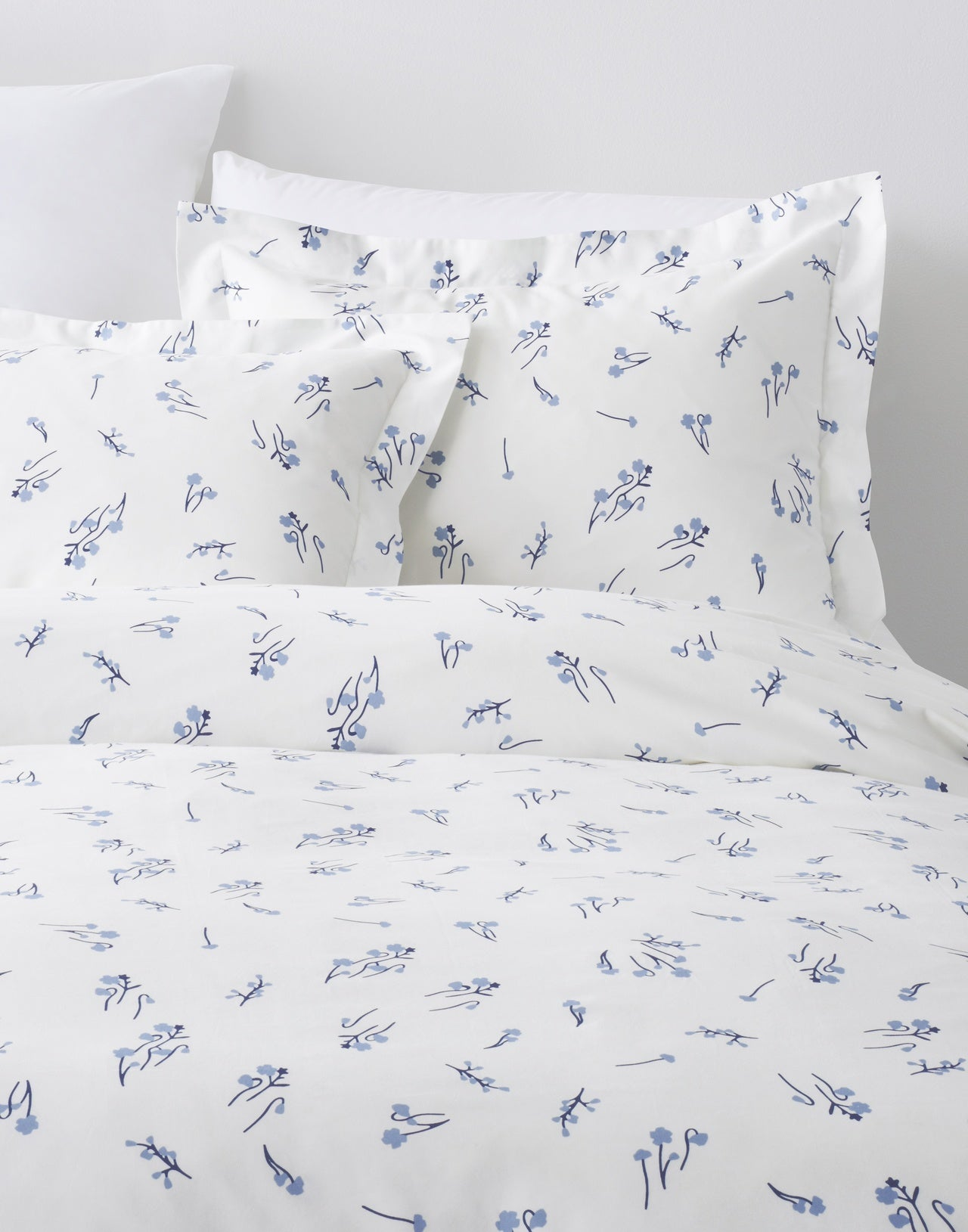 Wildflower White bedding | Charlotte Janvier | Hygge & West