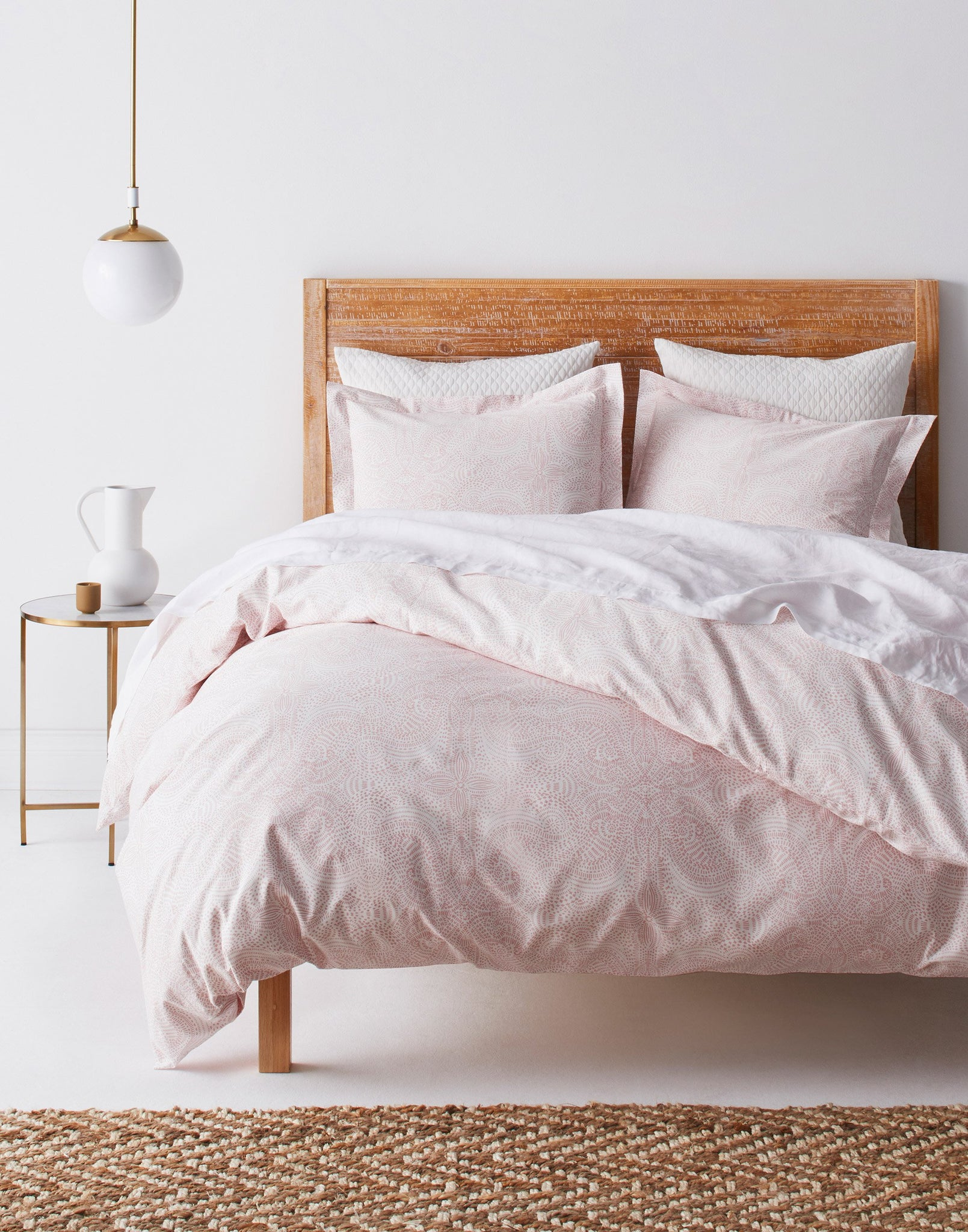Andanza Rose bedding | Laundry Studio | Hygge & West
