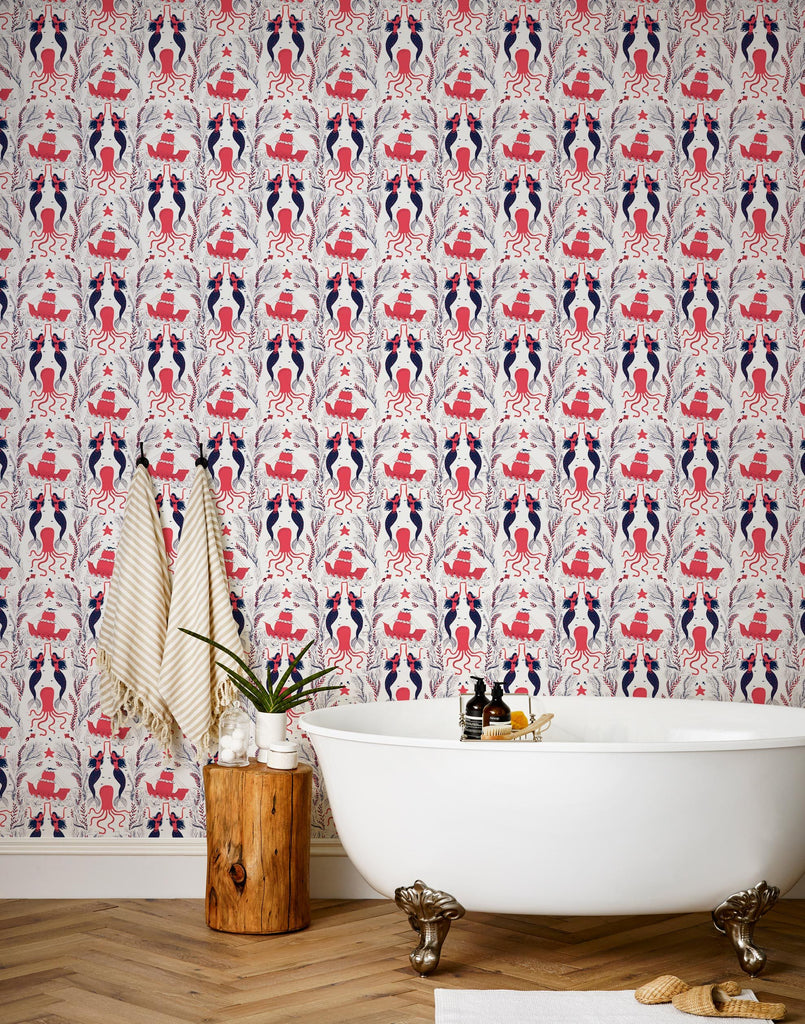 Hygge and West Wallpaper and Fabric