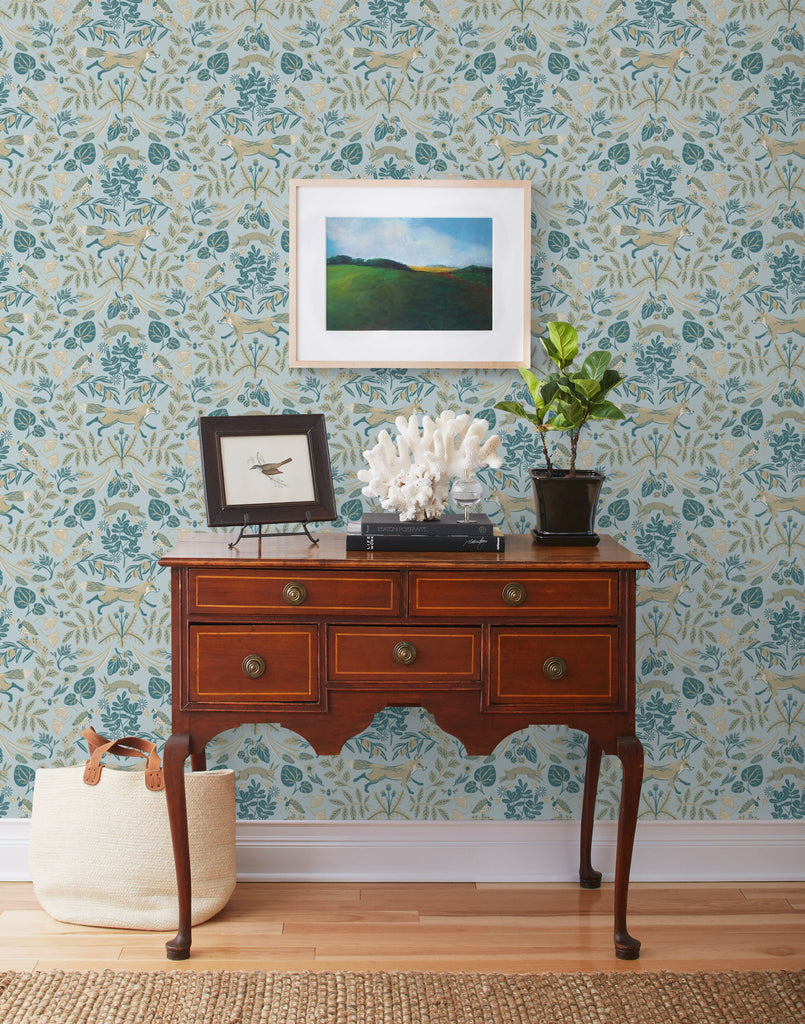 Piedmont Mist wallpaper | Helmsie | Hygge & West
