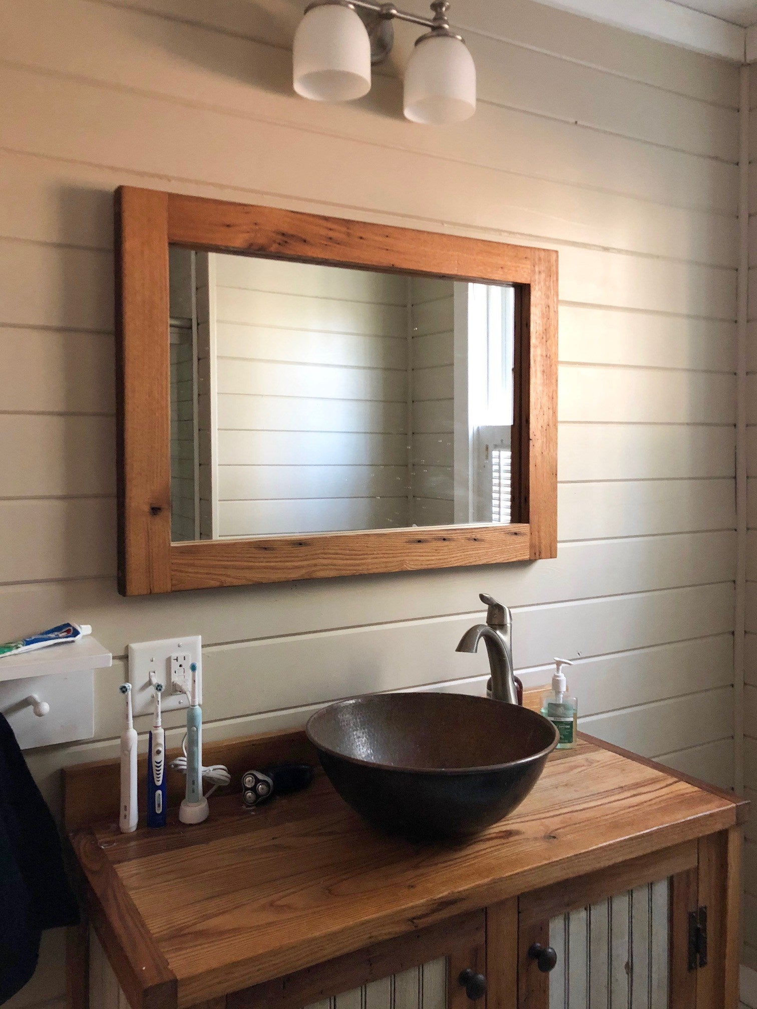 Piedmont (Pine) Bathroom | Before & After | Hygge & West