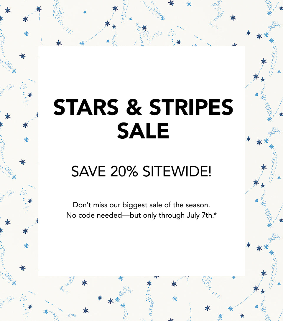 stars and stripes sale | hygge and west