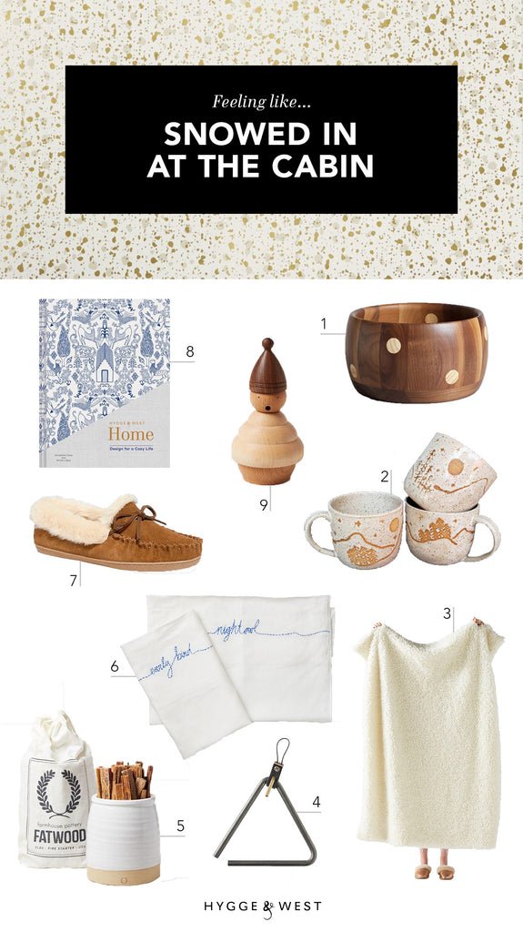 Feeling Like Team H&W Holiday Gift Guides | Melissa Andersen