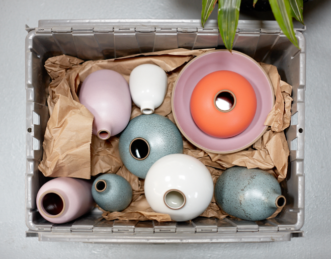 Behind the Scenes: Heath Ceramics Collection