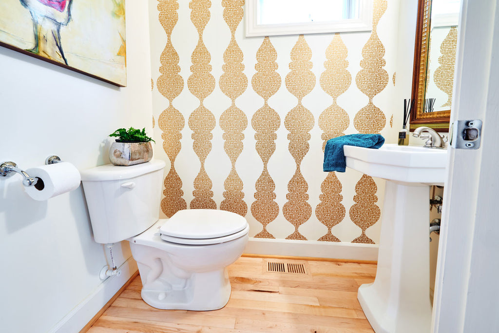 Wallpaper Two Ways With Lynne Parker Designs