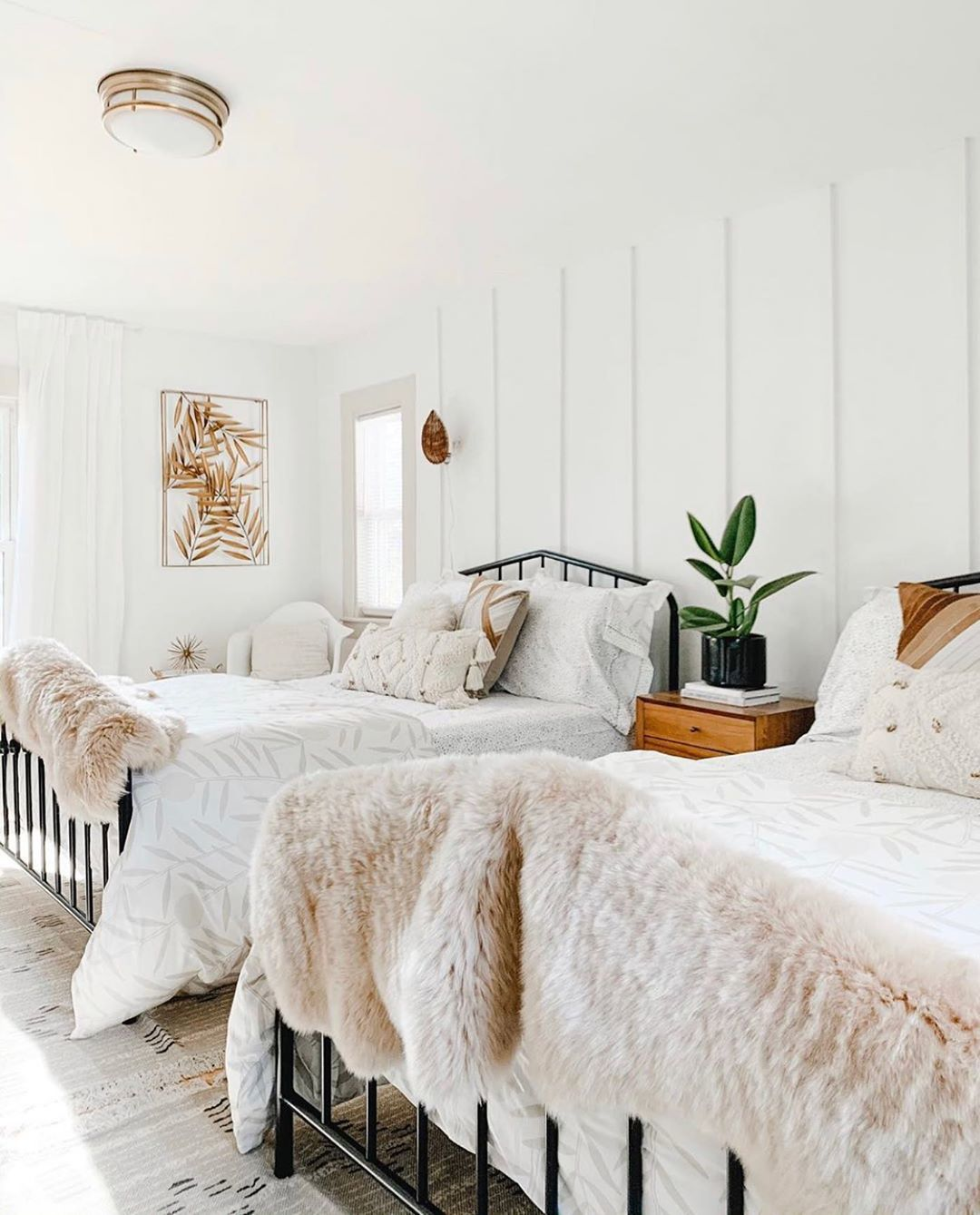 Bloom Taupe bedding | Emily Isabella | Hygge & West