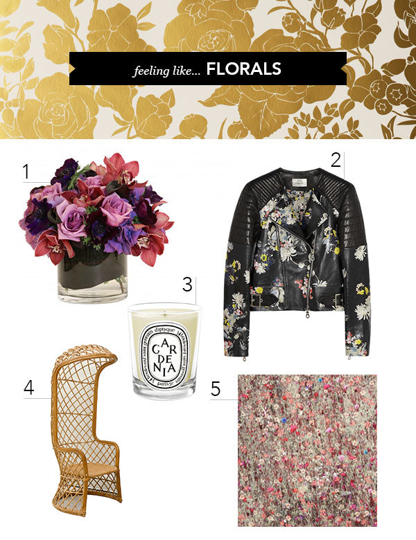 Feeling Like... Florals