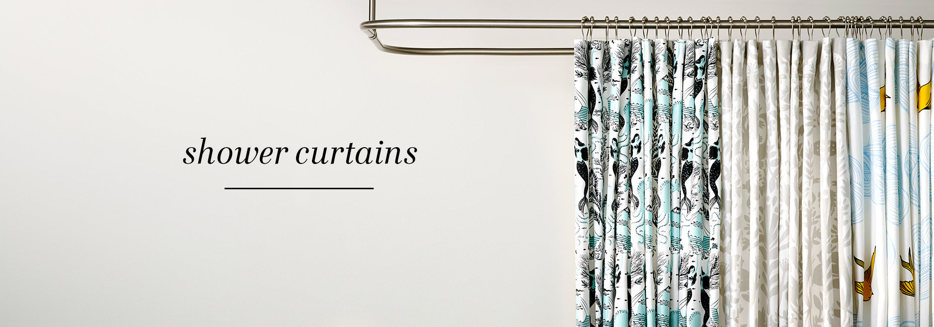 SS19 Shower Curtains