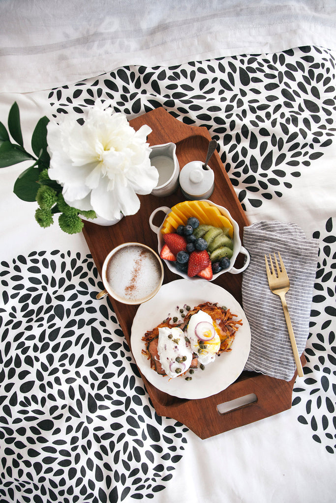Mother's Day Breakfast in Bed with Jenna Park & Ashley English