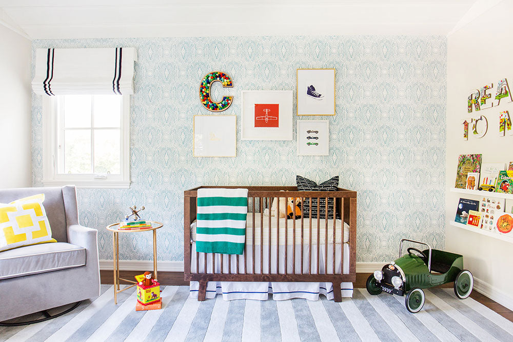 Calvin's Diamante Nursery