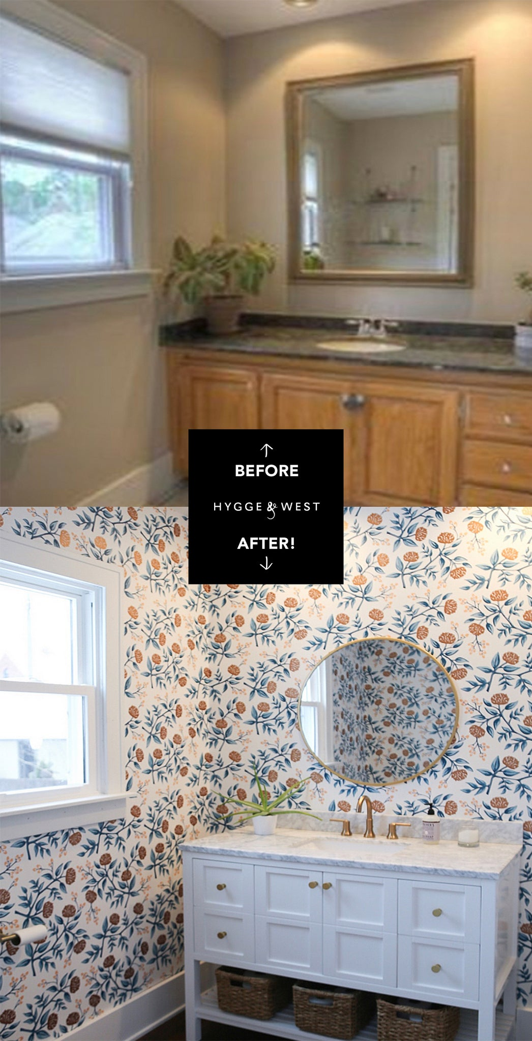 Before & After: Spring Roundup