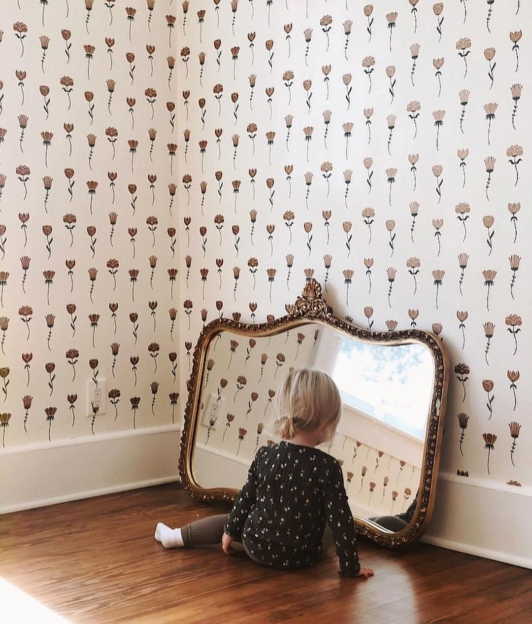 Margot Copper wallpaper | Wit & Delight | Hygge & West