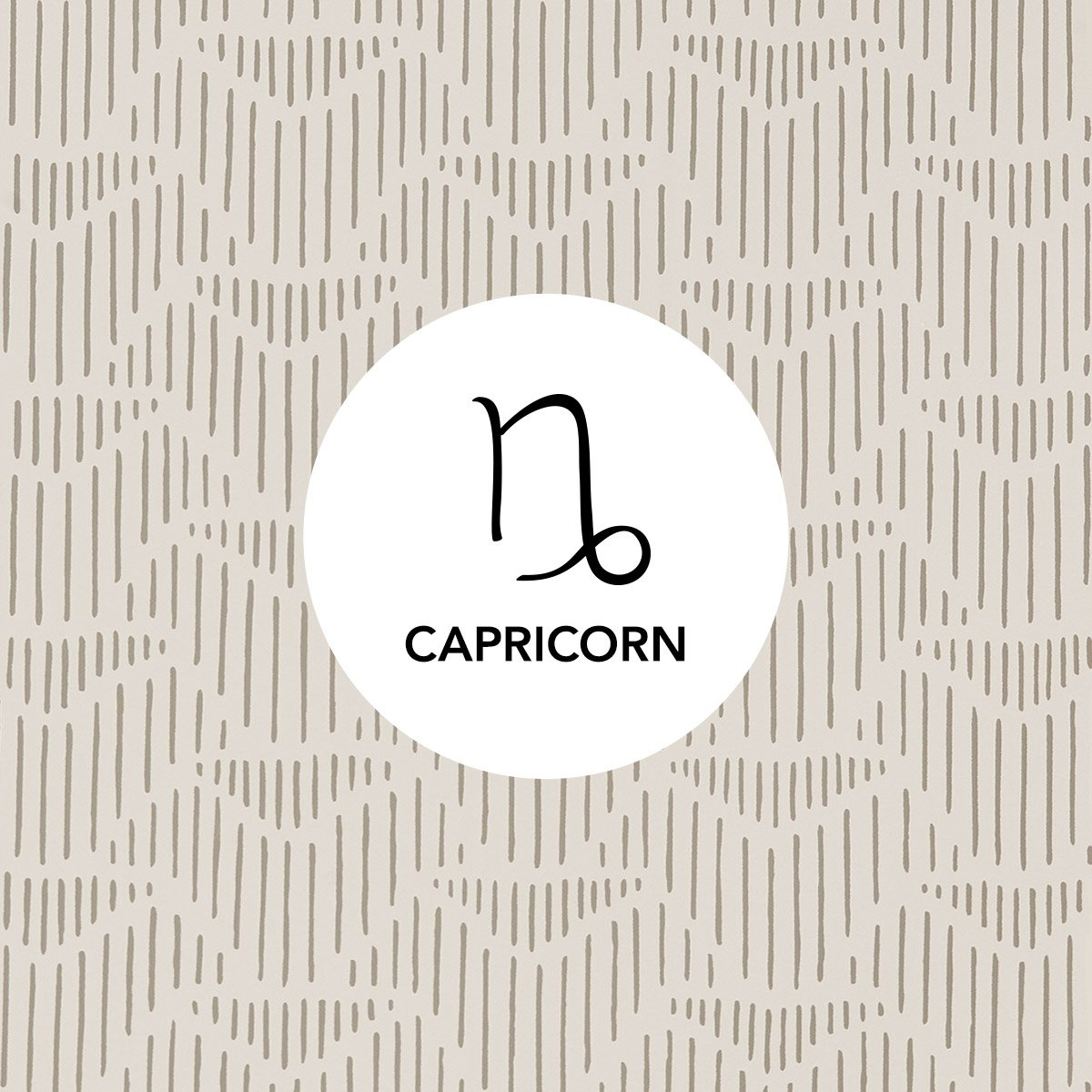 Capricorn | Palma Sand wallpaper | Lawson-Fenning | Hygge & West