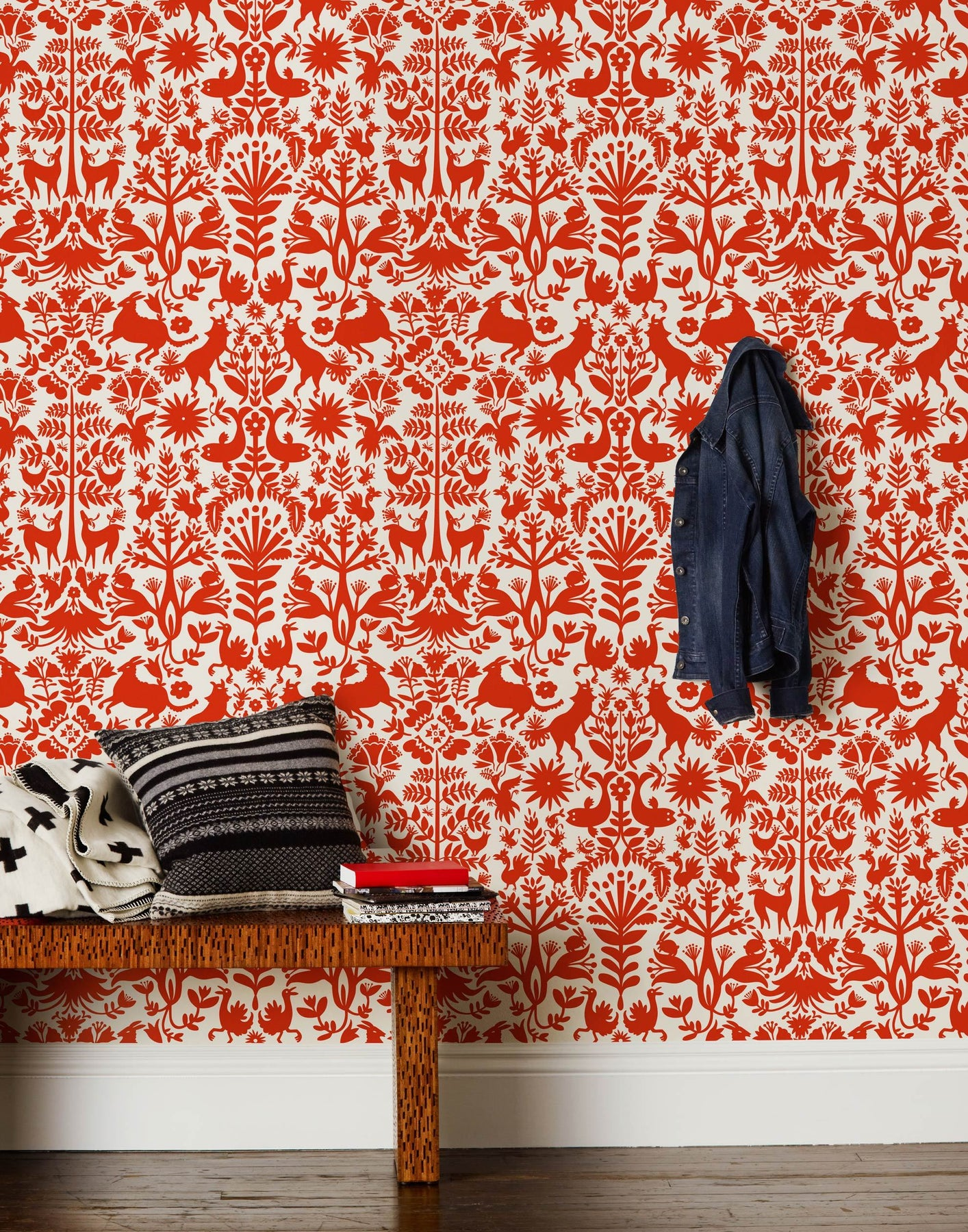 Otomi (Red)