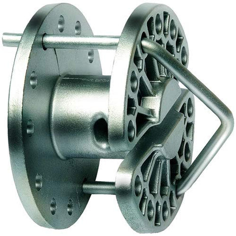 Aluminum In-Line Wire Strainer
