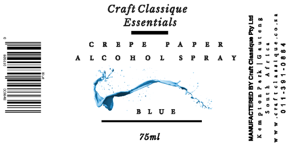 Blue | Alcohol Spray