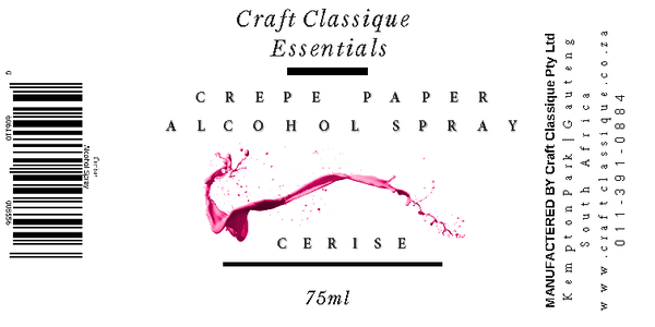 Cerise | Alcohol Spray