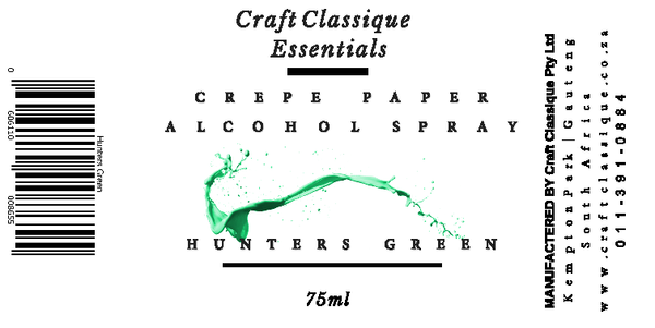 Hunters green | Alcohol Spray