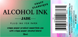 Jade | Alcohol Ink