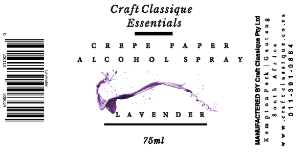 Lavender | Alcohol Spray