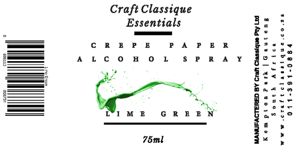 Lime Green | Alcohol Spray