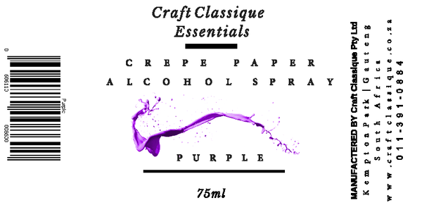 Purple | Alcohol Spray