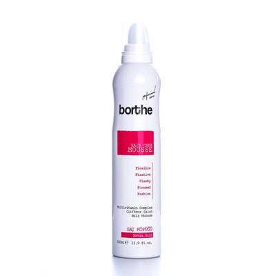 BORTHE Hair Care Luxurious Volume Perfectly Full Volumising Mousse 350ml