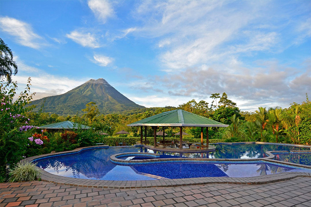 Arenal Manoa Pool & Arenal Volcano