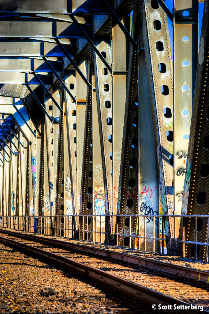 Ventura Train Bridge