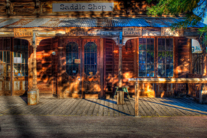Calico Saddle Shop