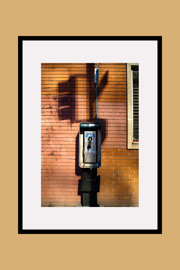 Downtown Pay Phone