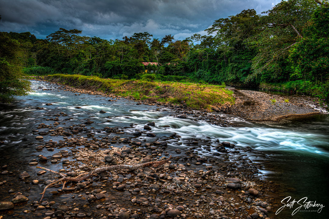 Sarapiqui River Costa Rica