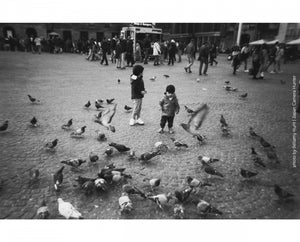 Japan JCH StreetPan 400, 120, Black and White Film