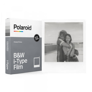 Polaroid i Type, 4.2x3.5, Black and White Film