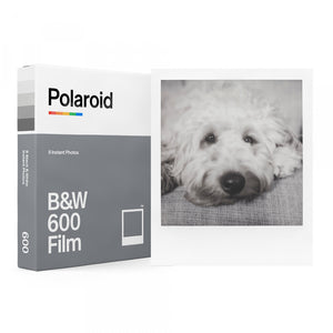 Polaroid 600 Film Battery Packed, 4.2x3.5, Black and White Film