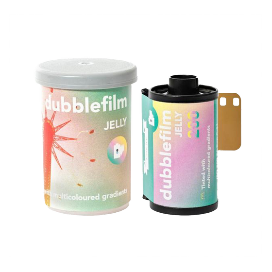 Dubblefilm Jelly, 35mm, 36 Exp., Color Film