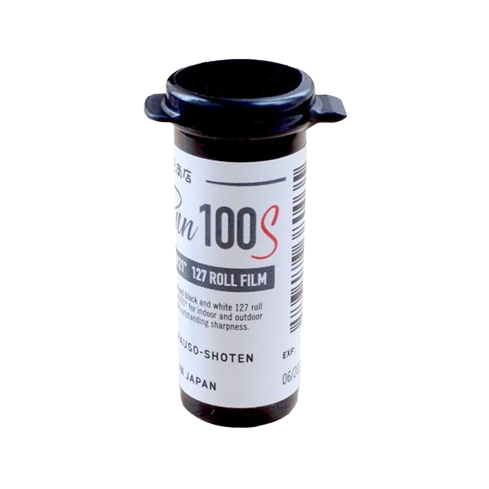 ReraPan 100, 127, Black and White Film