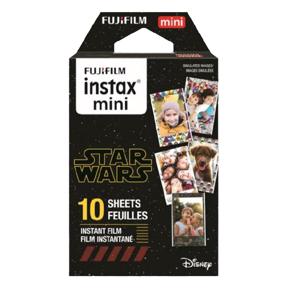 FUJI Instax Mini Star Wars, Color