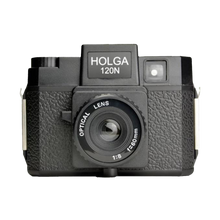 Load image into Gallery viewer, Holga 120N Camera - Black