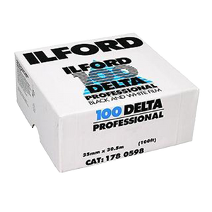 Ilford Delta Pro 100, 35mm, Black and White Film