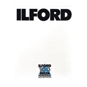 Ilford Delta Pro 100, 8x10, 25 Sheets, Black and White Film