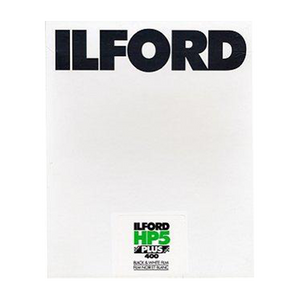 Ilford HP5+, 11x14, 25 Sheets, Black and White Film
