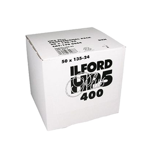 Ilford HP5+, 35mm, 50 roll pack, Black and White Film