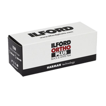Load image into Gallery viewer, Ilford Ortho Plus, 120, Black and White Film