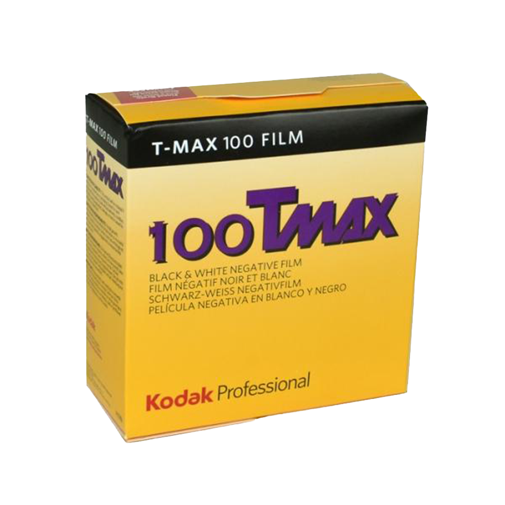 Kodak Professional TMAX 100, 35mm, Black and White Film