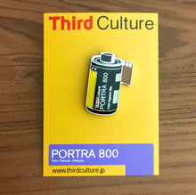 Load image into Gallery viewer, 35mm Kodak Portra 800 Lapel Pin