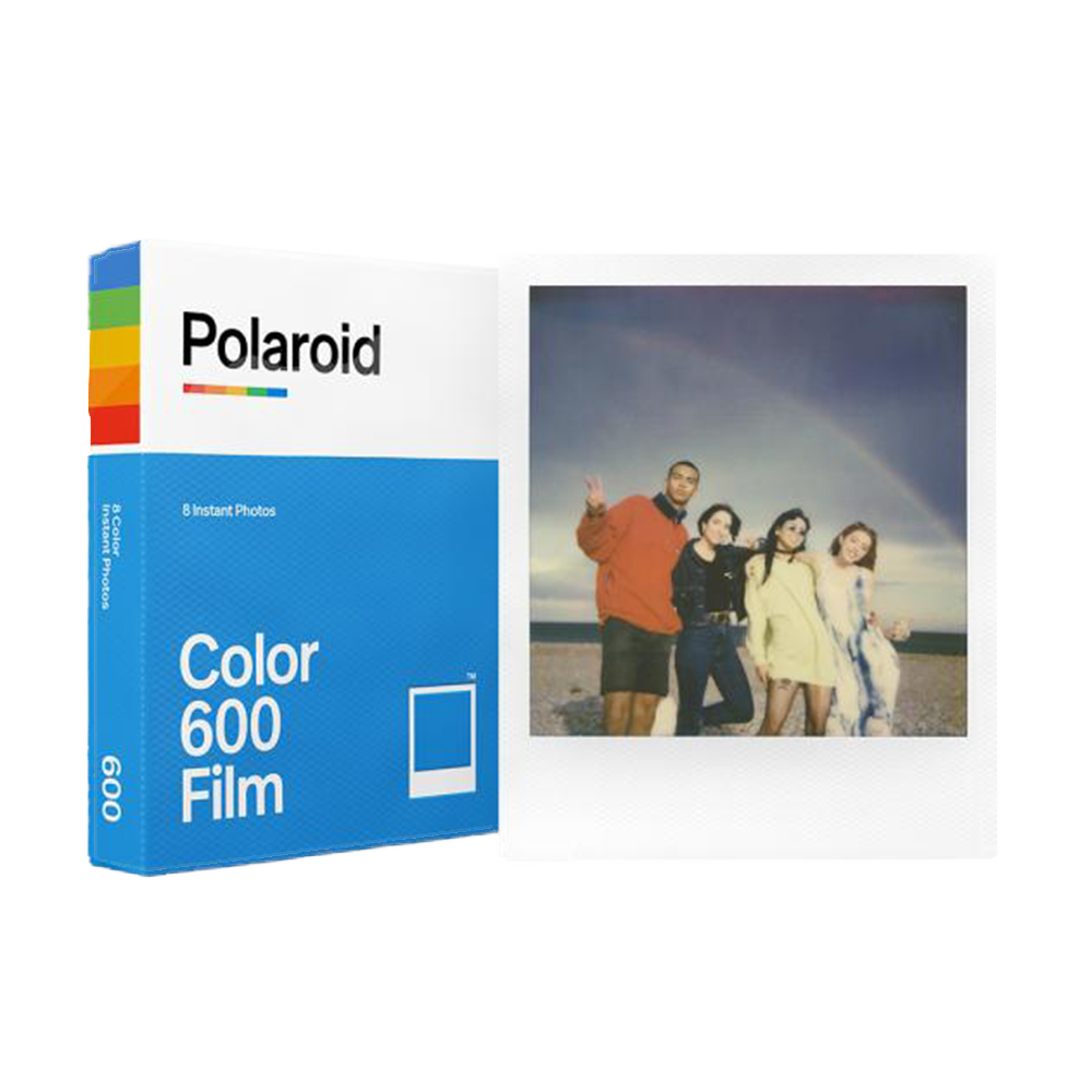Polaroid 600,  4.2x3.5, Color Film, 2 Pack